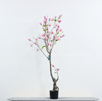 仿真木棉花树
