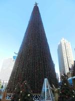 25米高仿真圣诞树深圳万象城