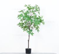 仿真绿枫树