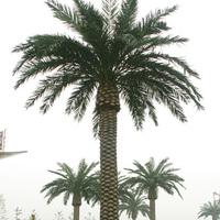工地海仿真藻树施工图