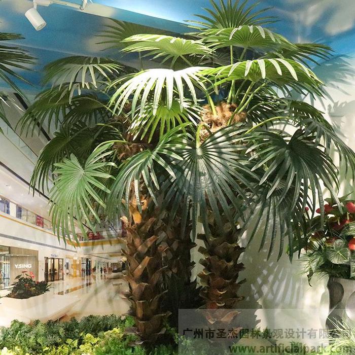 仿真棕榈树图片