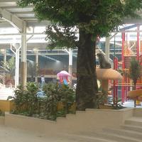 福州水乐园仿真榕树