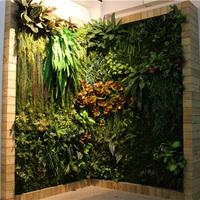 人造植物墙装饰