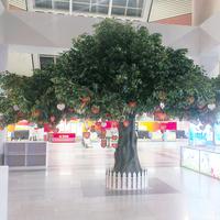 机场仿真大榕树