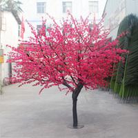 仿真桃花树图片