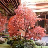 仿真枫树室内景观