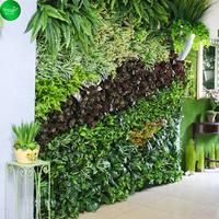 室内造景植物墙