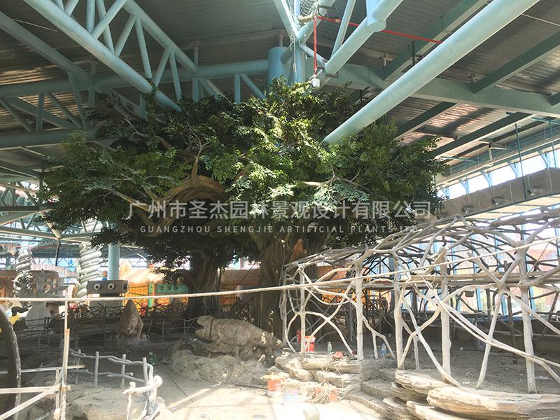南宁龙之谷主题乐园仿真园林景观项目.jpg