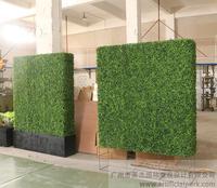 仿真植物墙,篱笆墙