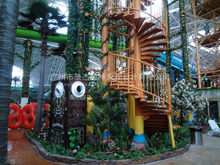 银川·天山海世界主题乐园仿真植物景观.jpg