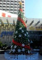 深圳会所仿真圣诞树