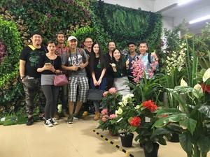 圣杰集团与泰国客户达成战略合作协议