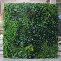 仿真绿植墙,室内外仿真植物墙装饰