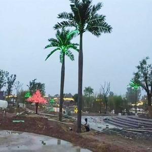 带灯led仿真椰子树