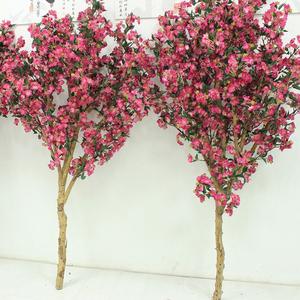 仿真樱花树制作