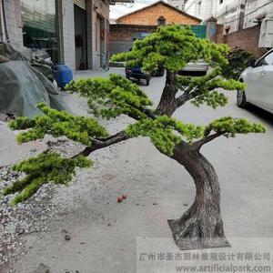 室外仿真松树,人造松树,假松树