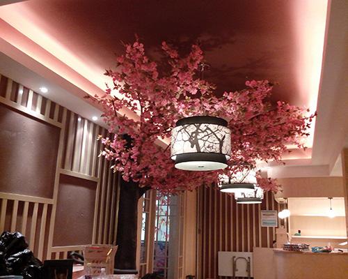家居装饰樱花树