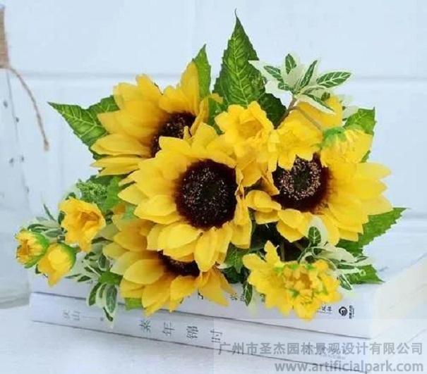 向日葵插花图片.jpg