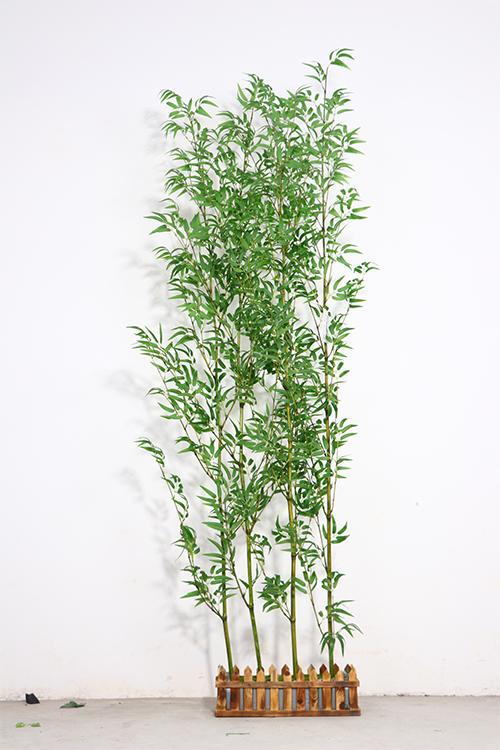 仿真竹子紫叉竹