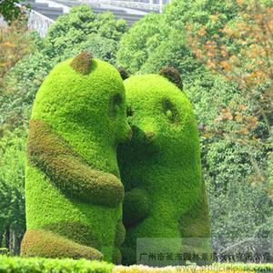 仿真动物绿雕厂家