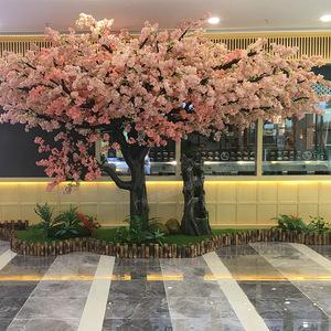 广州市商场直营店仿真樱花树