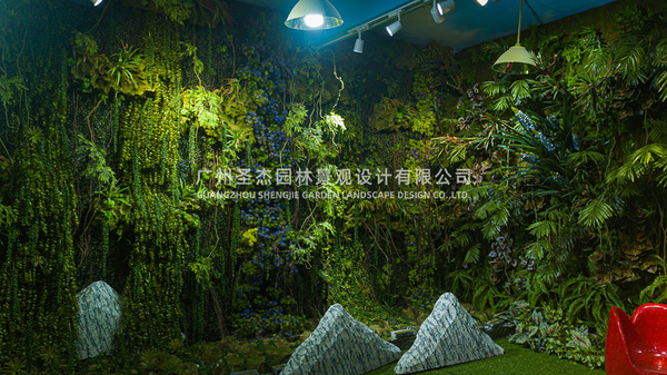 仿真生态植物墙